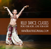 Beginner Belly Dance Workshop - pay what you can!