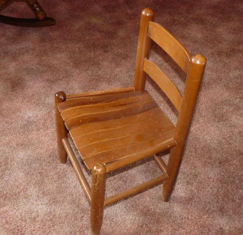 School Chair Ebay