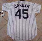 Michael Jordan MLB Jerseys