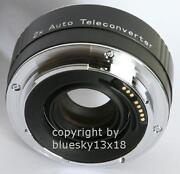 Canon Telekonverter