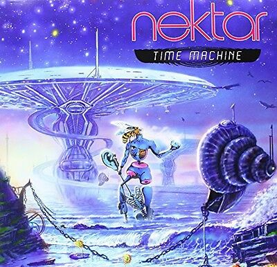 Nektar   Time Machine  New Vinyl