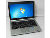 HP Elitebook 2560p Ultra Portable i5 Processor Laptop