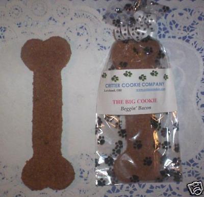 GOURMET ALL NATURAL DOG TREATS - BIG BONE COOKIE - 12 FLAVORS - YUM, YUM! All Natural Dog Cookie