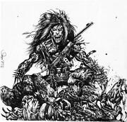 Simon Bisley Art