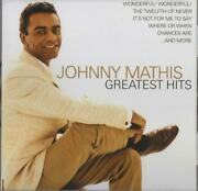 Johnny Mathis CD