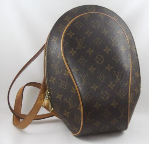 8b38b1abbd1 Louis Vuitton Ellipse Backpack