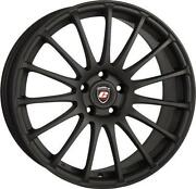 Black 17 inch Alloy Wheels