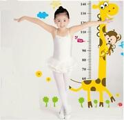 Giraffe Wall Art Stickers