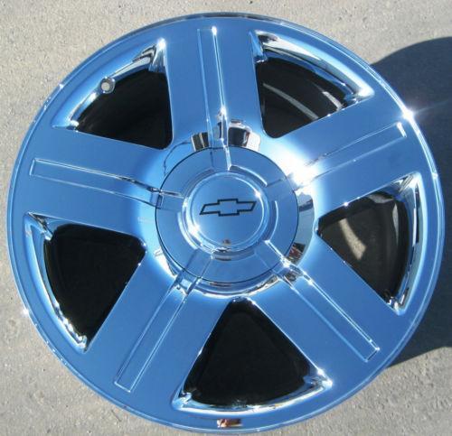 Stock Chevy Tahoe Wheels | eBay
