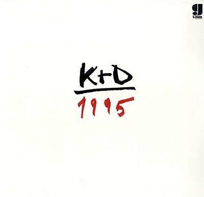 Kruder And Dorfmeister (K+D) - 1995 (White Vinyl) (NEW 2 VINYL LP)