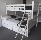 Timber Double Bunk Beds