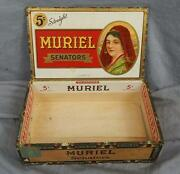 Muriel Cigar Box