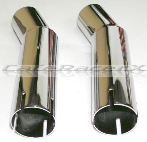 Tractor Exhaust Pipe Extension : Muffler adapter ebay