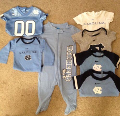 Unc Tarheels Baby Clothes Ebay