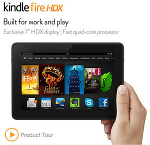 Kindle Fire HDX vs. iPad Air