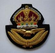 RAF Officers Cap Badge