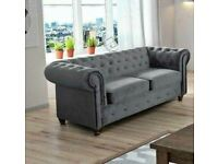💕💕LUXURY CHESTER FIELD 3+2 Seater SOFA WITH DELIVERY AT YOUR DOOR STEP🚚