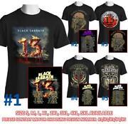 Black Sabbath Concert Shirt