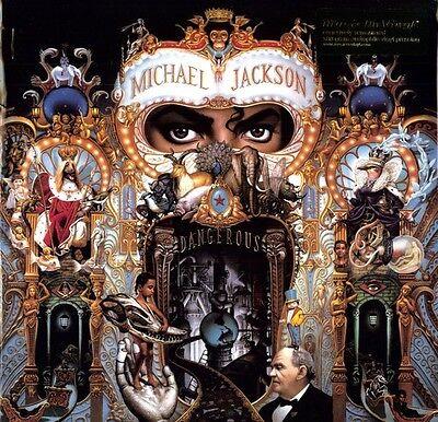 Michael Jackson - Dangerous [New Vinyl] 180 Gram