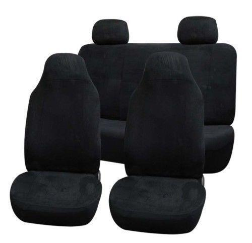 suede seat covers ebay