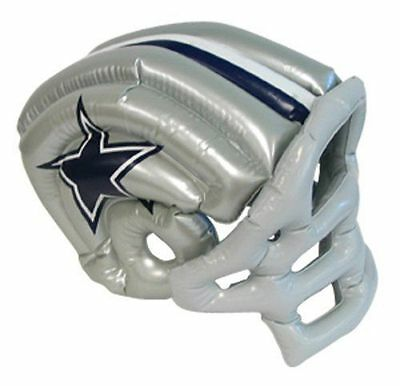 NFL INFLATABLE BLOW UP HELMET BRAND NEW ASSORTED TEAMS - Helmet Inflatable
