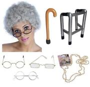 Grandma Fancy Dress