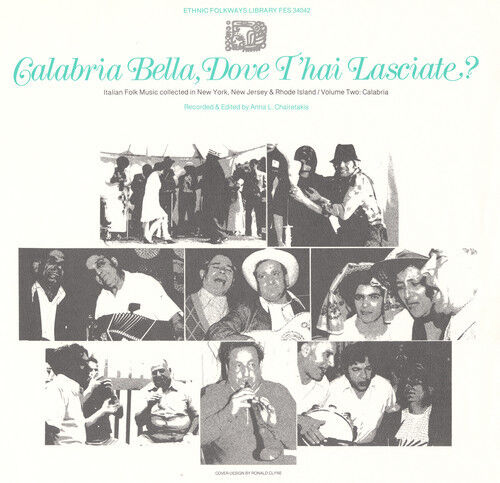 Various Artists - Calabria Bella Dove T'hai / Various [New CD]