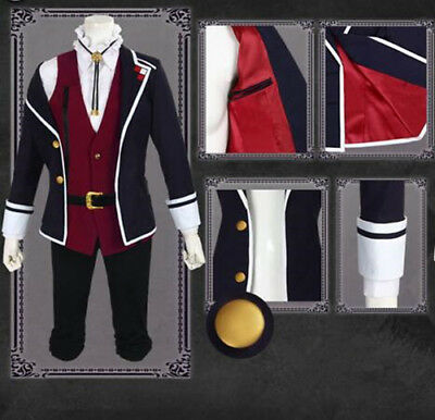 DIABOLIK LOVERS Sakamaki Kanato Cosplay costume Kostüm Anzug full set