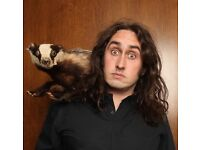1 x Row A ticket - Ross Noble - Colston Hall Bristol - 25.11.16