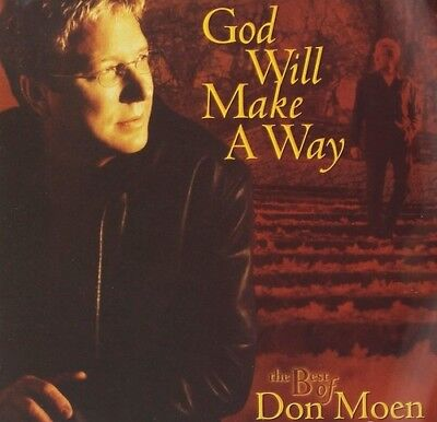 Don Moen - God Will Make A Way - Best Of Don Moen [New CD] With