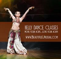 Beginner Belly Dance Classes