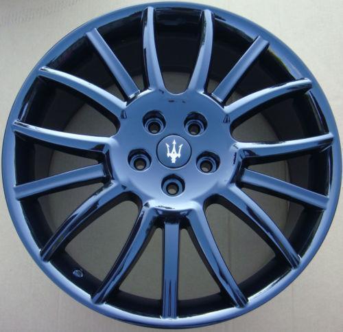 maserati rims wheels tires amp parts ebay