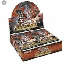 Yugioh Mystic Fighters 1st Edition English FACTORY SEALED Booster Box