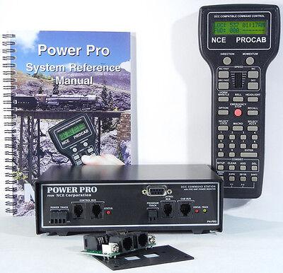 NCE 1 DCC PowerHouse Pro 5 Amp system set BRAND NEW PH-PRO 524-1 modelrrsupply-c