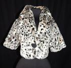 Snow Leopard Coat