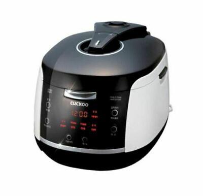 [10 Cups] CUCKOO CRP-HMF1070SB IH Electric Pressure Rice Cooker Iron pot