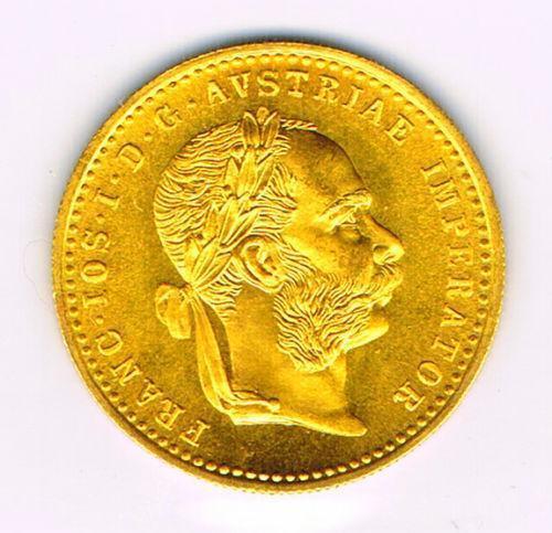 1 Ducat Gold Ebay