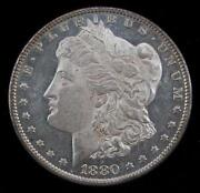 Morgan Silver Dollar DMPL
