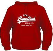 Red SUPERDRY Hoodie