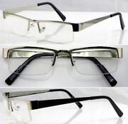 Silver Glasses Frames