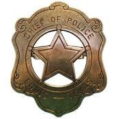 American Police Badge