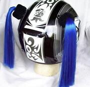 Helmet Ponytail