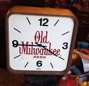 Old Milwaukee Clock