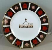 Royal Crown Derby Imari 1128 Plate