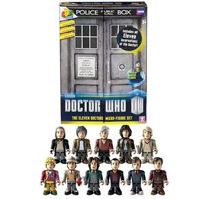 DR-WHO-Character-Building-Dr-Who-50th-Anniversary-Micro-Figures