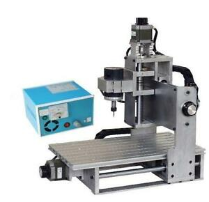 computer controlled milling machine