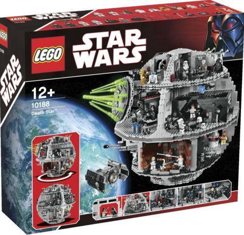 Lego Death Star Ebay