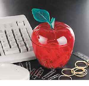 Merveilleux Teacher Appreciation Gift Red Apple Container.Great 4 Snow White Party Theme