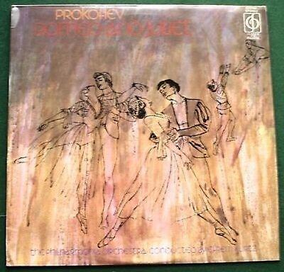 Prokofiev Romeo & Juliet Ballet Suites LP