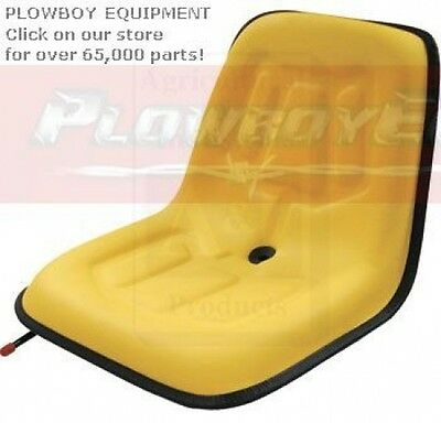 John Deere Lawn Garden Seat w Slide Tracks ~ LGS100YL